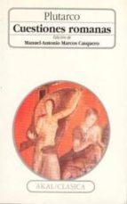 cuestiones romanas 9788476006672