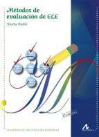 metodos de evaluacion de ele-marta anton gonzalez-9788476358672