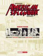 antologia american splendor. volumen 1 harvey pekar robert crumb greg budgett 9788478339372