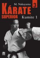karate superior 3: kumite 1-masatoshi nakayama-9788479025472