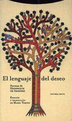el lenguaje del deseo: poemas de hadewijch de amberes 9788481643572