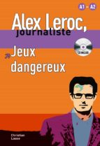 jeux dangereux (+cd) a1-a2-9788484433972