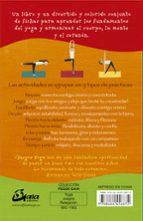 juegos yoga: 50 divertidas actividades de yoga para niños y adultos tara guber leah kalish 9788484456872