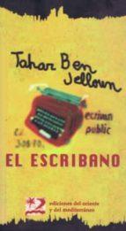el escribano-tahar ben jelloun-9788487198472