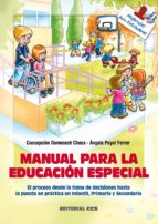 manual para la educación especial (ebook)-concepcion domenech checa-angels puyol ferrer-9788490237472