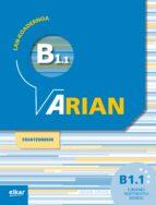 arian b1.1 lan koadernoa (+erantzunak)-9788490272572