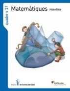 quadern 17 matematiques 6 primaria 2 trim els camins del saber 2014-9788490474372