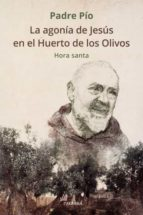 la agonia de jesus en el huerto de los olivos: hora santa-9788490616772