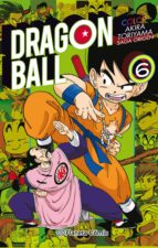dragon ball color origen y red ribbon nº 06/08 akira toriyama 9788491467472