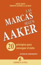 las marcas segun aaker david a. aaker 9788492921072