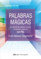 palabras mágicas cora besser siegmund 9788493917272