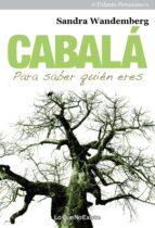 cabala-sandra wandemberg-9788493989972