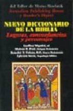 nuevo diccionario de la biblia geoffrey widoger 9788495303172