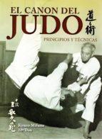 el canon del judo-k. mifune-9788496894372
