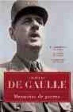 memorias de guerra-charles de gaulle-9788497342872
