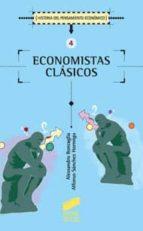 economistas clasicos-alessandro roncaglia-alfonso sanchez hormigo-9788497567572
