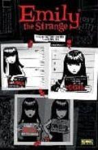 emily the strange volumen 1: perdida, sinistra y aburrida rob reger 9788498471472