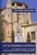 ley de memoria historica: la problematica juridica de la retirada o mantenimiento de simbolos y monumentos publicos-jose maria abad liceras-9788498494372