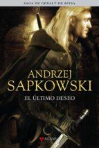 el ultimo deseo (saga geralt de rivia 1)(edicion coleccionista)-andrzej sapkowski-9788498890372