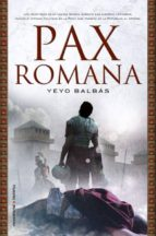 pax romana-yeyo balbas-9788499183572