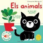 els animals. el meu primer llibre de sons-9788499324272