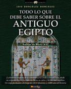 Descargar PDF Gratis Todo lo que debe saber sobre antiguo egipto