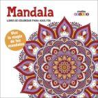 mandala (libro de colorear para adultos): vive la magia de los mandalas-9789461889072