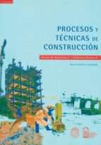 procesos y tecnicas de construccion-herman de solminihac tampier-9789561408272
