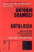 antonio gramsci: antologia-manuel sacristan-9789682302572