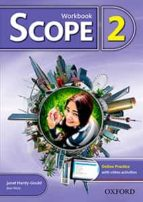 scope: level 2: workbook with online practice (pack)-9780194506182