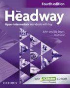 new headway: upper intermediate fourth edition: workbook + ichecker with key 9780194718882