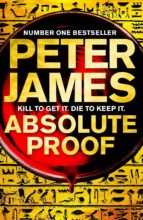 absolute proof peter james 9780230772182