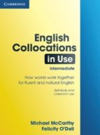 english collocations in use michael mccarthy 9780521603782