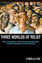 three worlds of relief (ebook)-cybelle fox-9781400842582