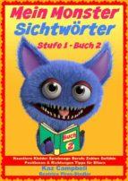 mein monster - sichtwörter - stufe 1 buch 2 (ebook)-9781507106082