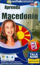 talk now: aprenda macedonio. nivel elemental (cd-rom)-9781843521082