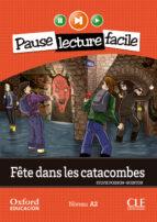 frances 4º eso lect dans les catacombes-9782090314182