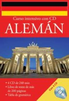 curso intensivo con cd aleman (incluye 4 cds) 9783625002482