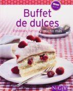 buffet de dulces 9783625004882