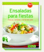 ensaladas para fiestas (minilibros de cocina) 9783625005582