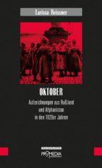 oktober (ebook) larissa reissner gisela notz 9783853718582