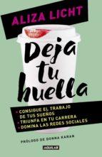 deja tu huella (ebook)-aliza licht-9786073138482
