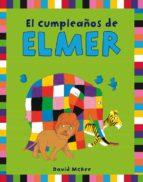 el cumpleaños de elmer-9788401906282