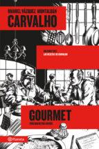 carvalho gourmet-manuel vazquez montalban-9788408031482