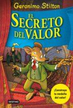 el secreto del valor geronimo stilton 9788408111382