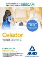 celador del servicio de salud de castilla la mancha (sescam). temario volumen 2 9788414204382