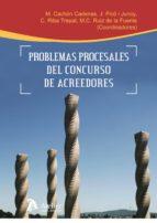 problemas procesales del concurso de acreedores m. cachon cadenas 9788415690382
