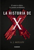 la historia de x (ebook)-a. j. molloy-9788415725282