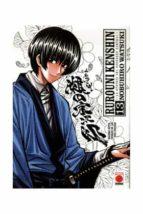 rurouni kenshin integral nº 13-nobuhiro watsuki-9788415830382