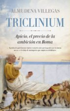 triclinium almudena villegas becerril 9788416776382